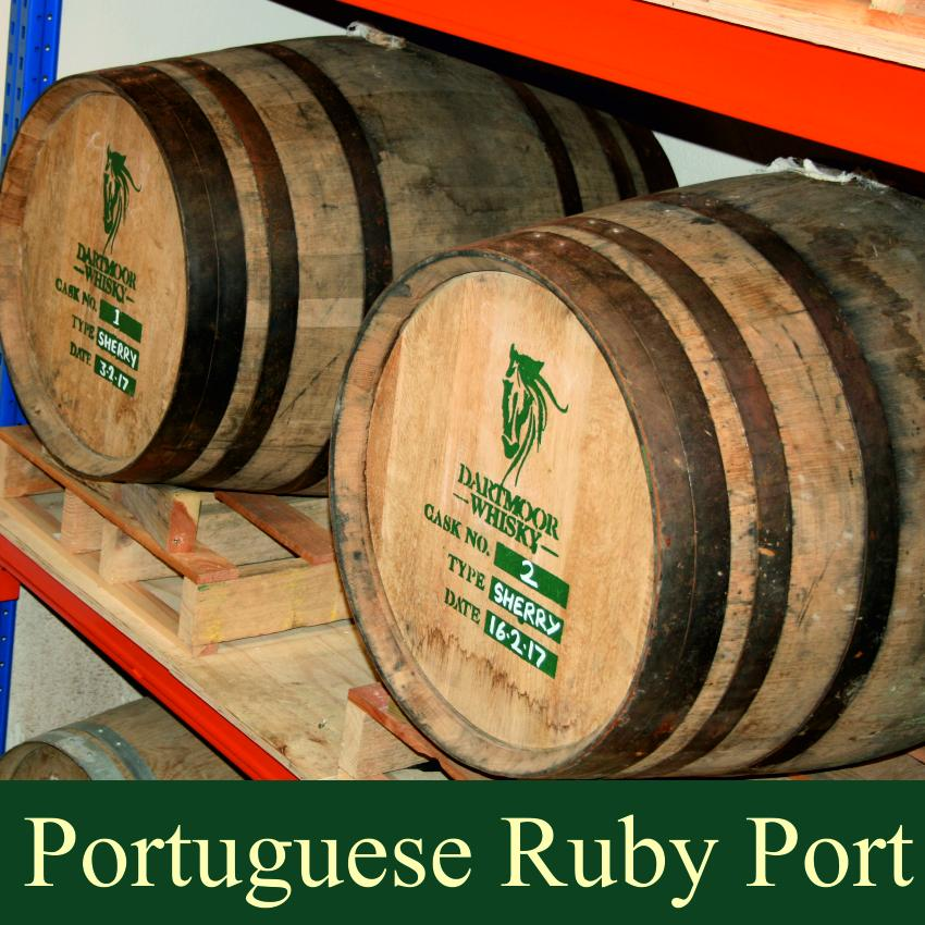 Portuguese Ruby Port Cask – 225 Litres