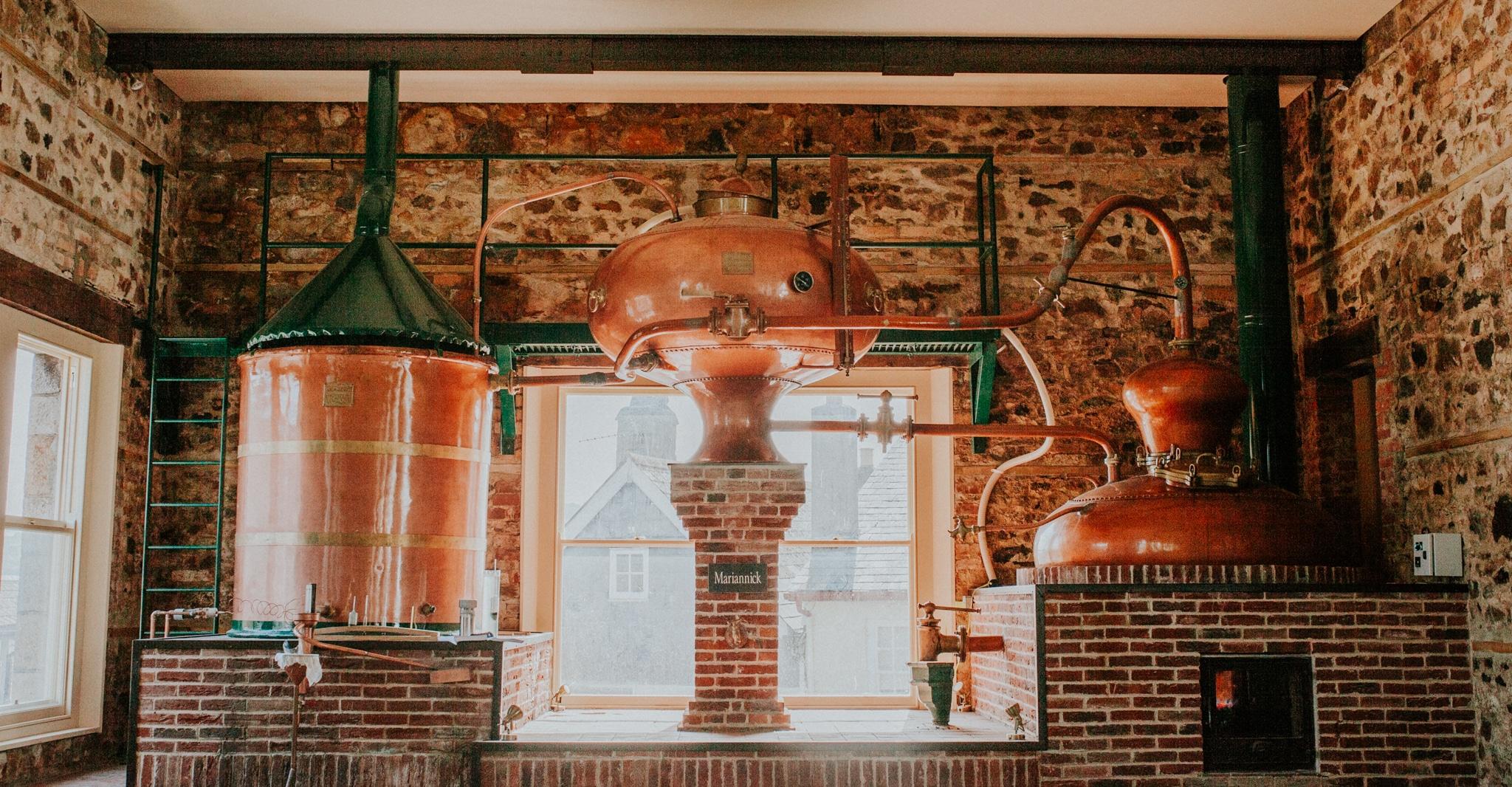 Distillery Tour Voucher