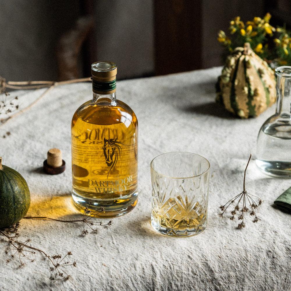 Bourbon Cask Single Malt Dartmoor Whisky