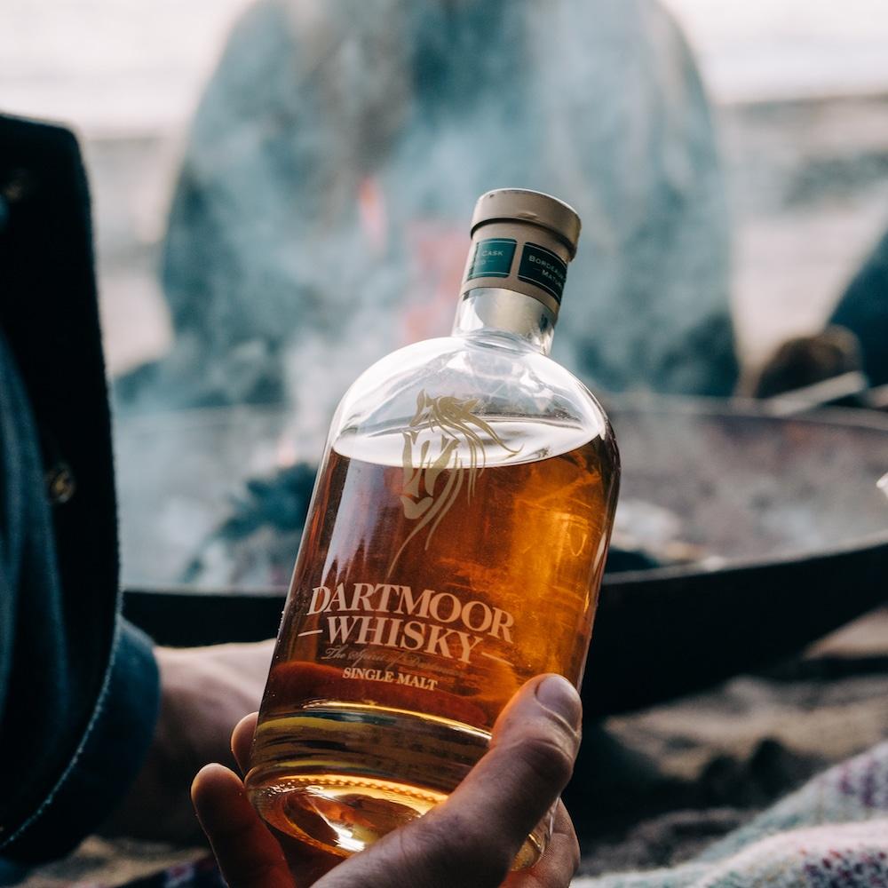 Bordeaux Cask Single Malt Dartmoor Whisky