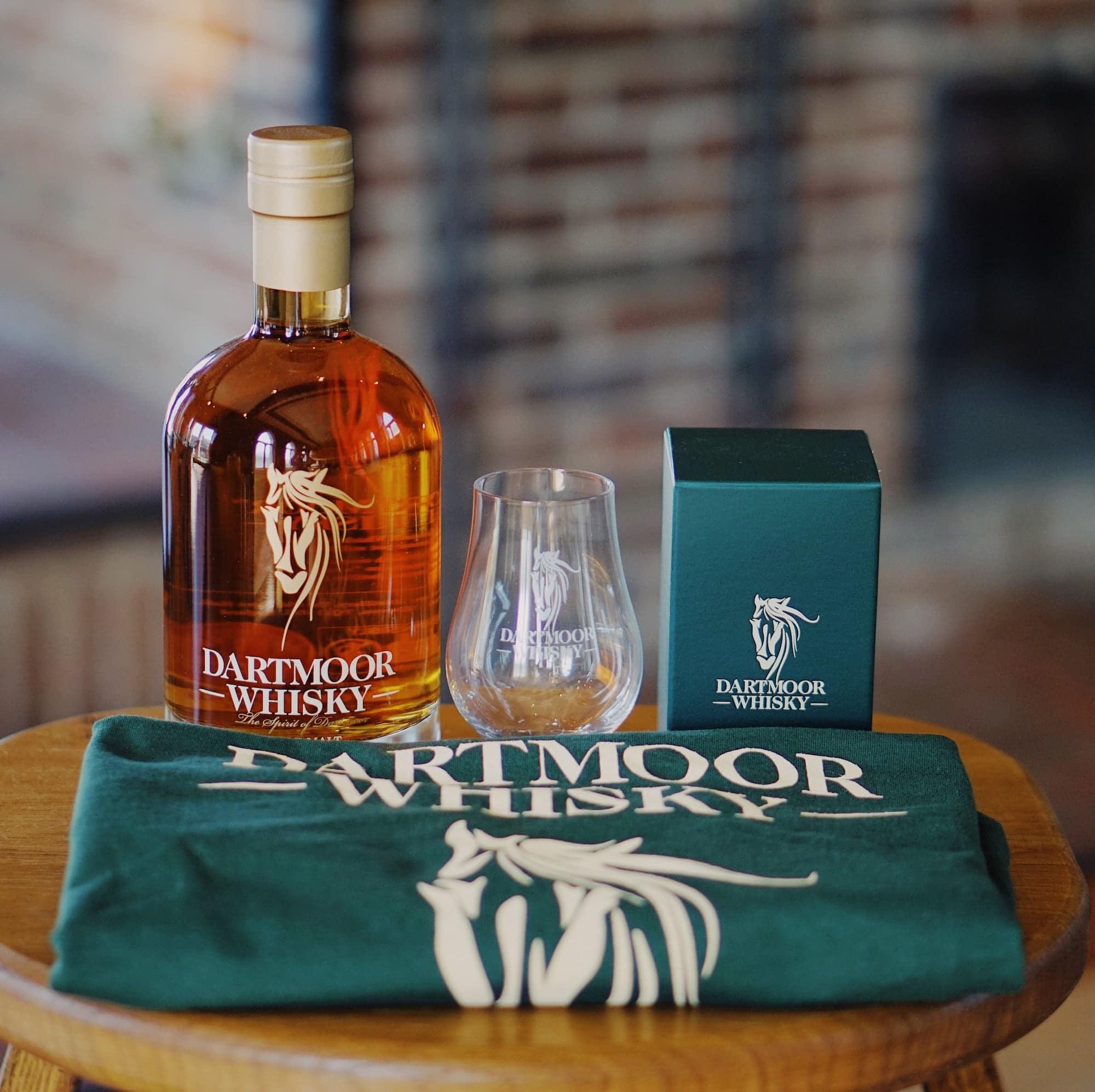 Dartmoor Whisky Distillery Whisky Lover's Gift Set
