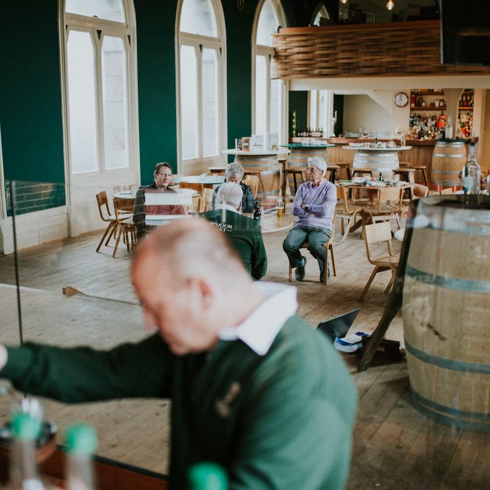 Dartmoor Whisky Tasting Experience