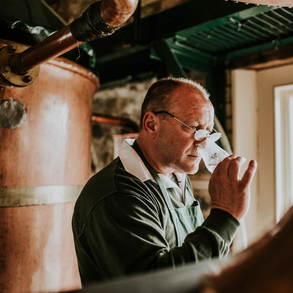 Dartmoor Whisky Quicke's Cheese Pairing