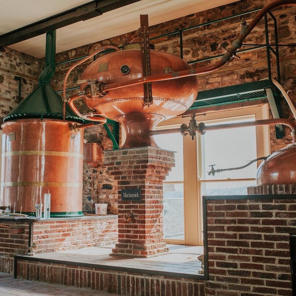Dartmoor Whisky Distillery Still Devon