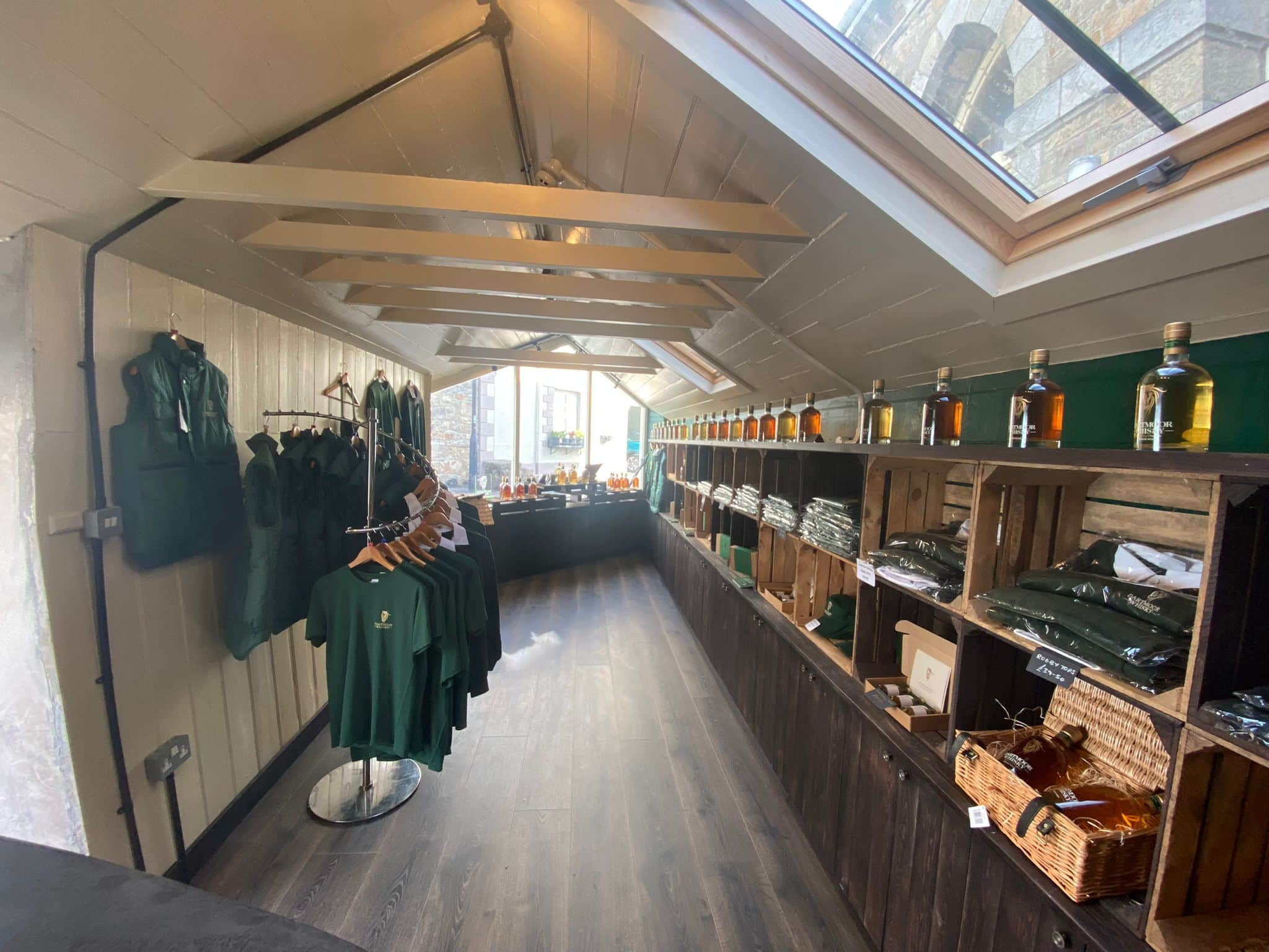 Our Distillery Shop is now open!