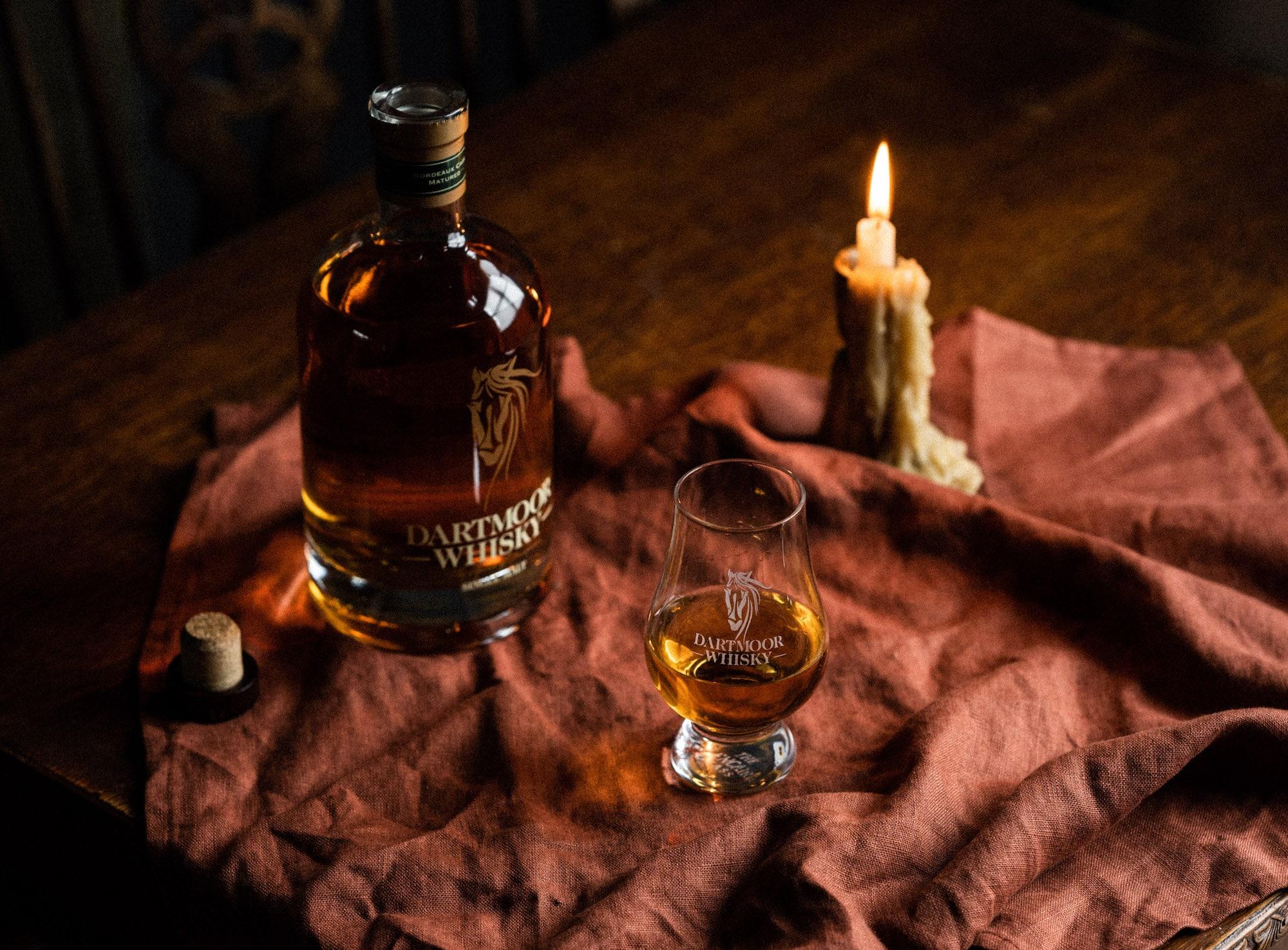 Dartmoor Whisky Good Things Take time